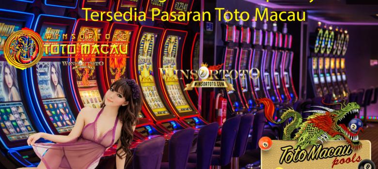 Situs Judi Togel Online Terpercaya Tersedia Pasaran Toto Macau
